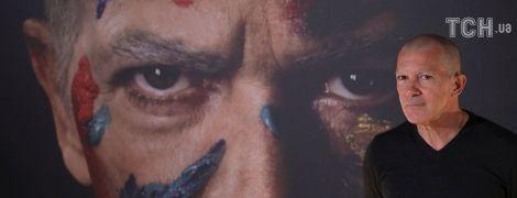 Безбровый и лысый Антонио Бандерас поразил изменениями во внешности