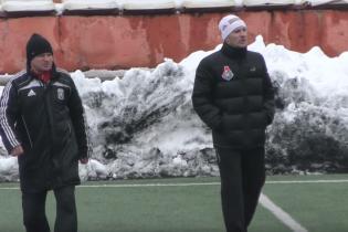 Екс-динамівець Алієв здобув перемогу в першому матчі у ролі тренера