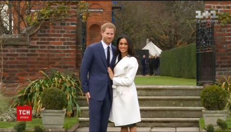 Принц Гарри оденет невесте на свадьбе кольцо с валлийского золота