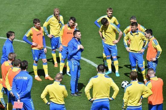 Стало відоме місце проведення товариського матчу збірної України з Італією