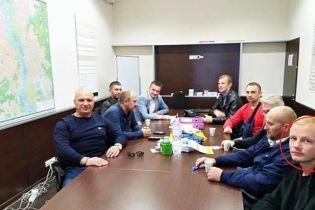 Партия Саакашвили отрицает связь с задержанным в метро мужчиной с взрывчаткой