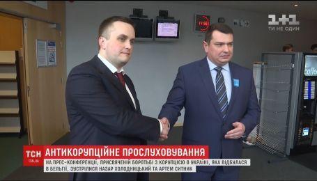 """Холодницький погодився прокоментувати скандал з """"жучком"""" в акваріумі"""