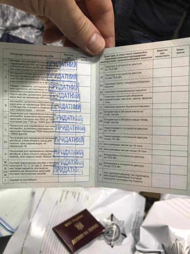 На Николаевщине разоблачили банду, которая около 10 лет подделывала украинские паспорта