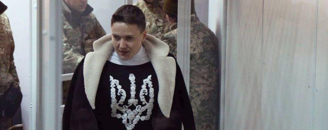 Савченко сьогодні проходитиме поліграф. Вимагає публічного допиту