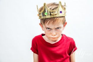 Как ребенок запоминает обиды