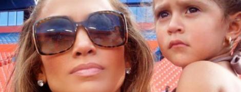 Как мило: Дженнифер Лопес показала своих подросших детей
