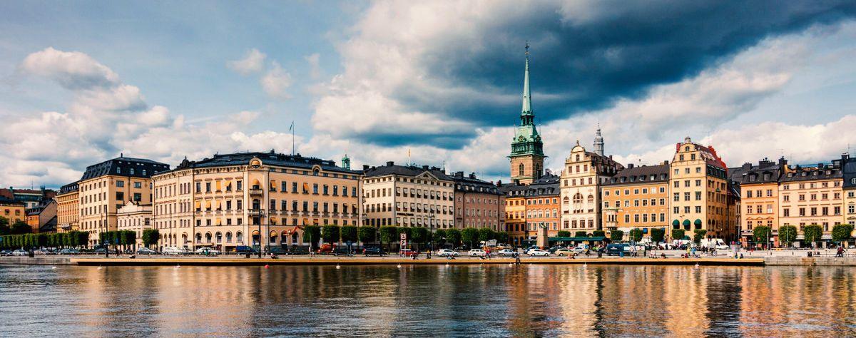 Стокгольм, Швеція