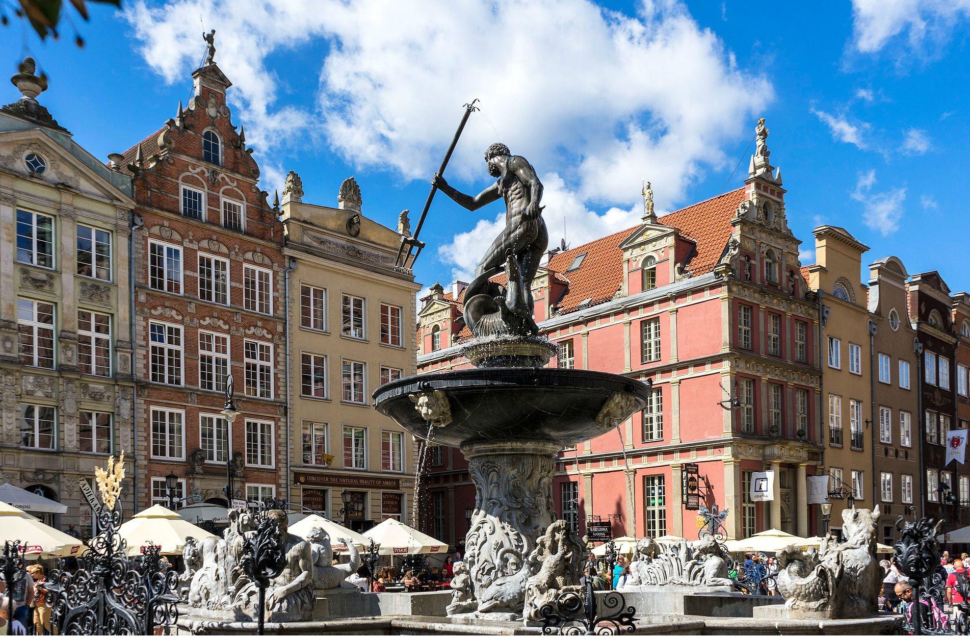 Польща, Гданськ