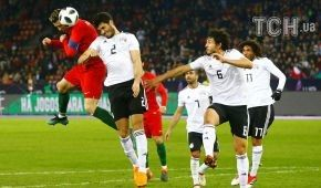 Неймовірний Роналду вигриз перемогу над Єгиптом
