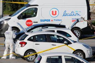Загиблий французький жандарм-герой з супермаркету одружився за кілька годин до смерті