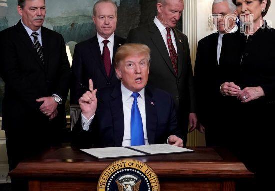 Трамп оголосив про вихід США з ядерної угоди з Іраном