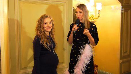 """Олена Шотпенко зізналася, що брала участь у """"Танцях з зірками"""" вже вагітною"""