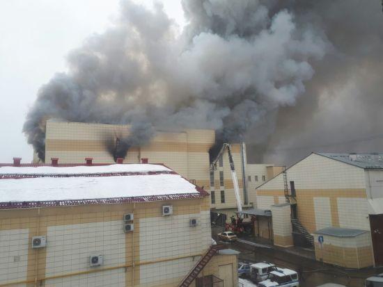 Кількість загиблих у масштабній пожежі в Кемерові зросла до 37 - офіційно