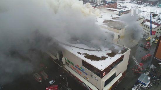 У торговому центрі у Кемерові знайшли тіла ще восьми сильно обгорілих людей