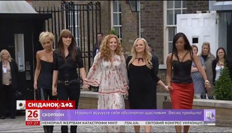 Участницы Spice Girls подарят свою внешность супергероям из мультфильма