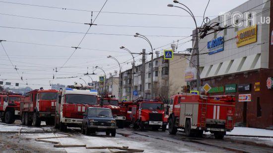 Кількість жертв пожежі в ТРЦ у Кемерові перевищила 60 осіб