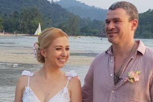 Церемония на пляже, свадебное платье и поцелуи: Тоня Матвиенко поделилась трогательными кадрами из Таиланда