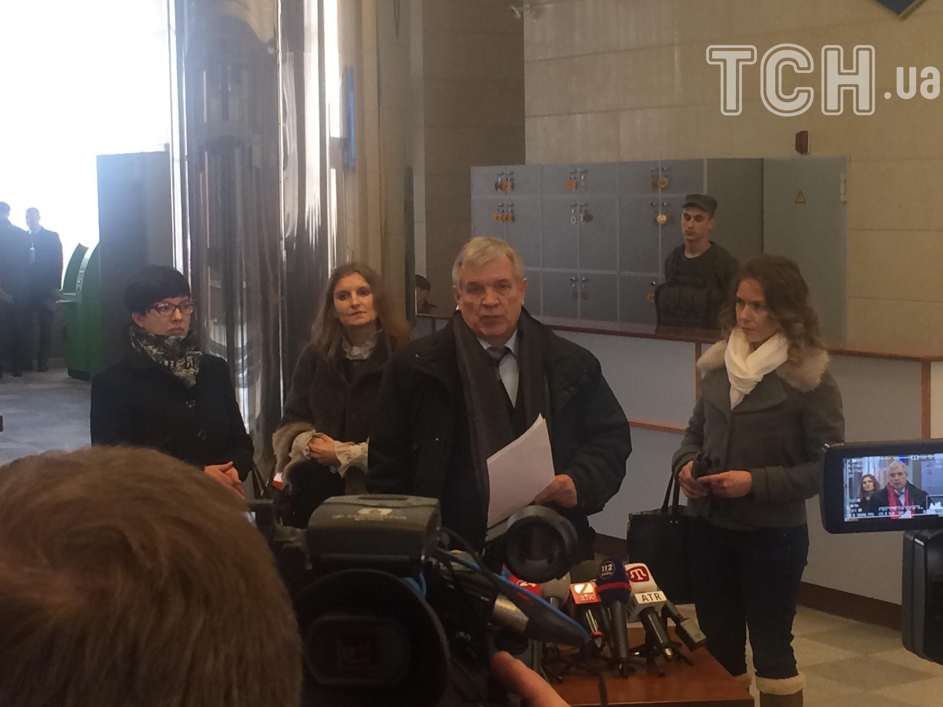 Адвокат Савченко подає апеляцію на арешт_1