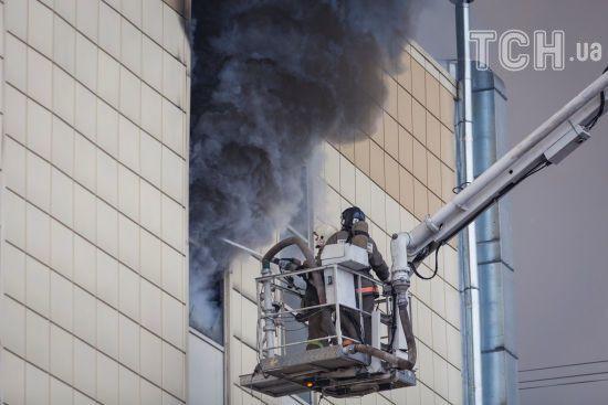 Українців немає серед загиблих і постраждалих у пожежі у Кемеровому - МЗС