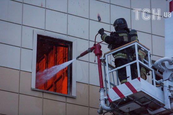 У РФ п'ять фігурантів справи про пожежу в ТЦ в Кемерові оскаржили свій арешт