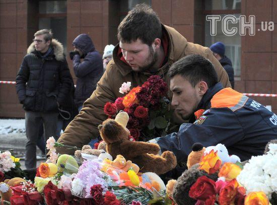 Подробиці трагедії в Кемерові та заяви Волкера. П'ять новин, які ви могли проспати