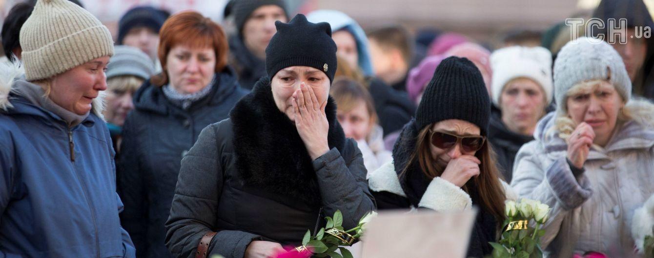 Во время пожара в Кемерово погибли 60 человек, а не 64 - СК РФ