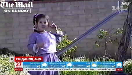 В Сети появилось видео 8-летней Меган Маркл в роли королевы