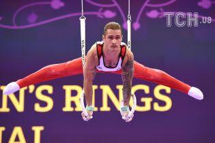 Украинский гимнаст решил выступать за Россию и уже принялгражданство