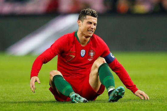 Посадили у клітку. Роналду не завдав жодного удару по воротах у матчі з Нідерландами
