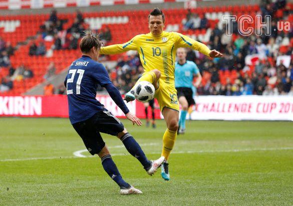 Узбірній України розповіли про подарунок наювілейний матч Ротаня