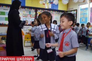 """""""Інший всесвіт"""": українські вчителі побачили в ОАЕ найщасливішу школу планети"""