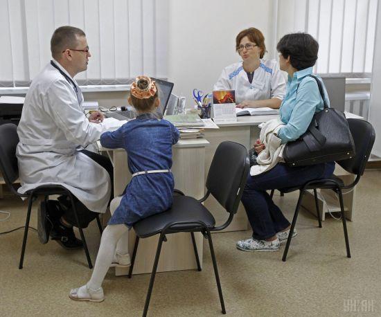 В Україні 12 тис. 500 пацієнтів визначилися із своїм лікарем - МОЗ