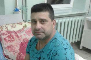 Микола просить допомогти зібрати йому кошти на операцію
