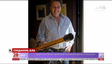 У 72-річного батька Ілона Маска народилася дитина від 30-річної падчерки