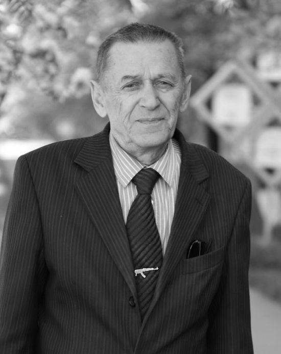 У Росії помер син Калашникова, який працював над відомим автоматом
