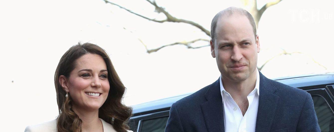 Принц Уильям и Кейт Миддлтон наняли для сына дополнительную охрану из-за угрозы нападения