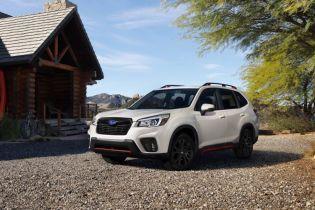 Subaru Forester стал технологичнее и комфортнее