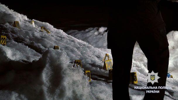 Поліція розкрила подробиці стрілянини вХаркові