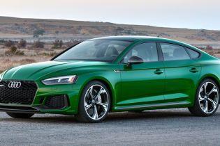 Audi RS5 показалась в удлиненном кузове
