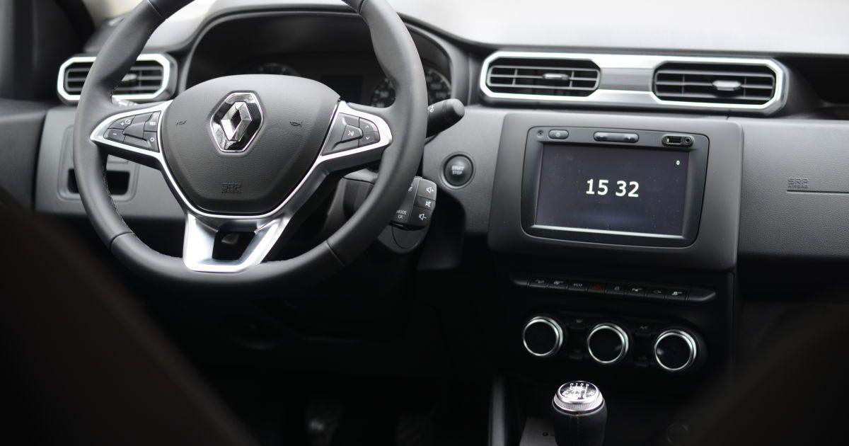 Renault Duster в Украине: глобальное преображение в рамках бюджета