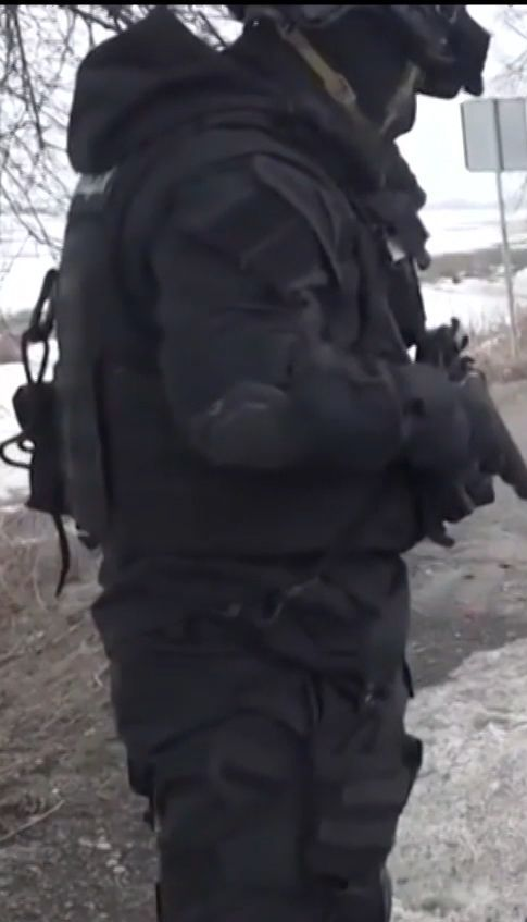 Спецназовцы yf Днепропетровщине задержали наркодилеров