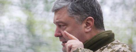 Украинцы поддерживают вступление в НАТО, а тем, кто будет против, как-нибудь попустит - Порошенко