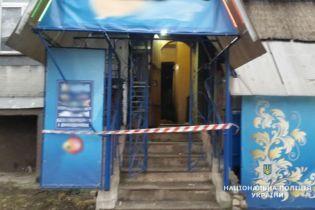 На Житомирщині стався вибух у будівлі лотереї