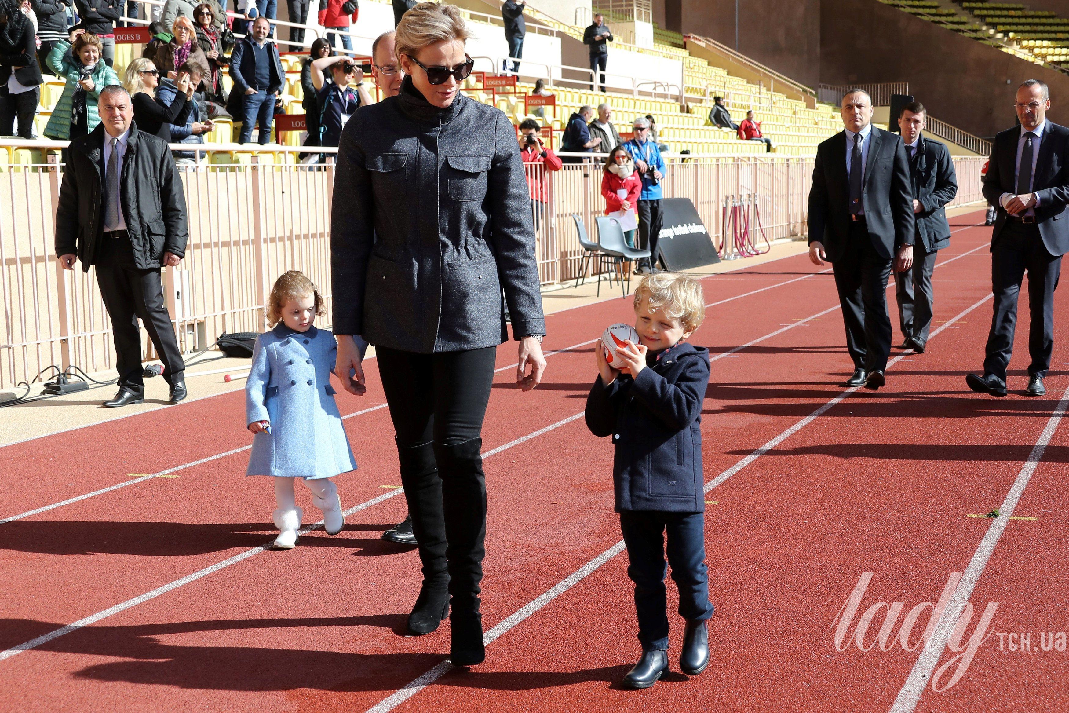 Княгиня Шарлин и князь Альбер II_9