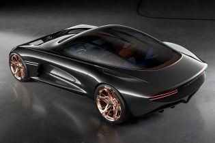 Компания Genesis показала люксовое купе будущего