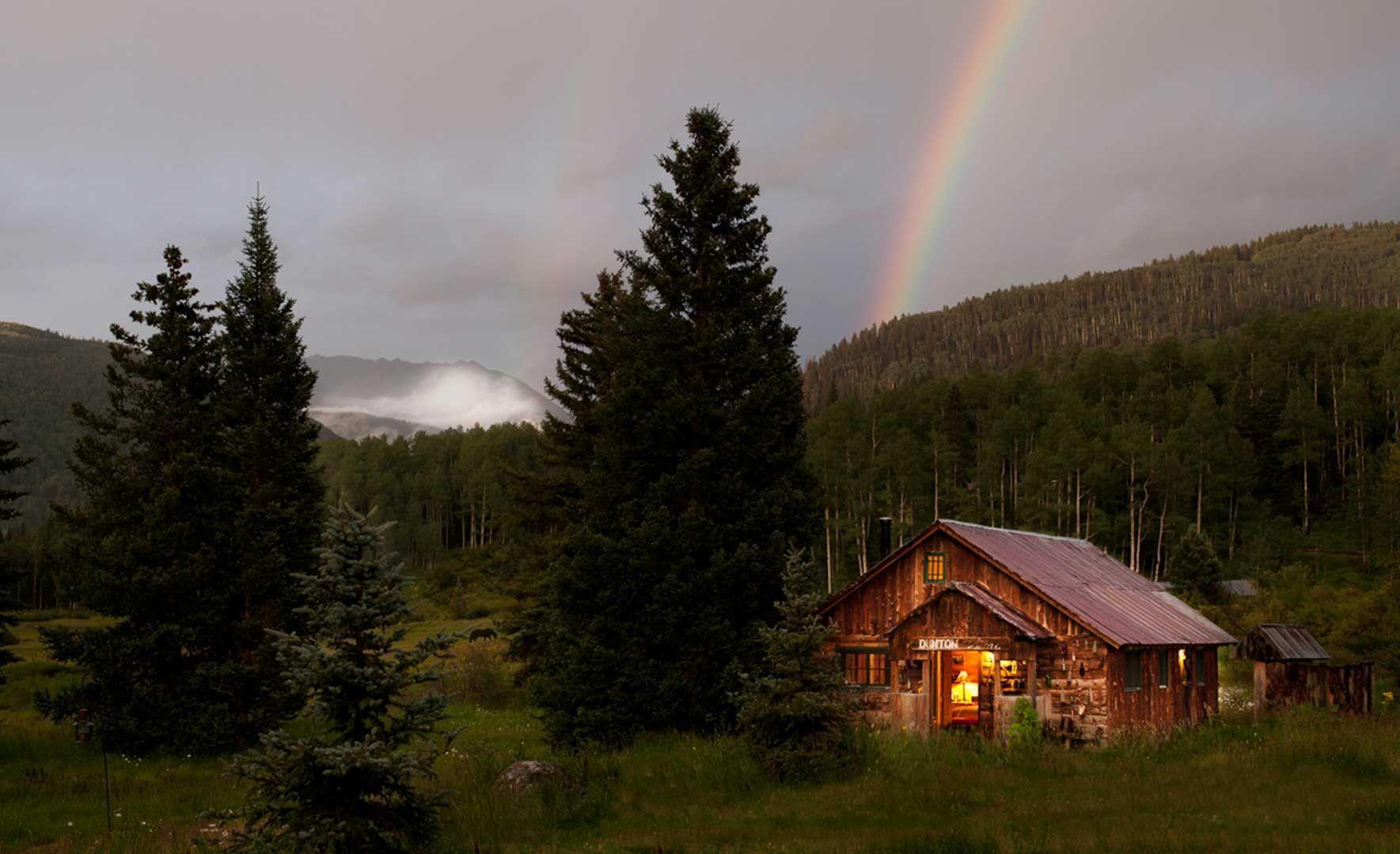 Ранчо Дантон, сільський туризм, штат Колорадо, США_3