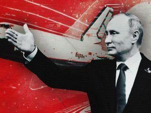 Космічні граблі Путіна