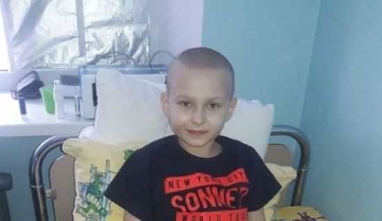Допоможіть Владу вдруге здолати рак