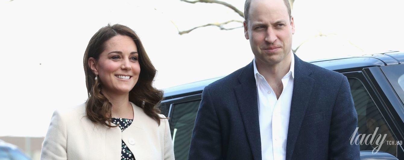 Это будет сюрприз: кого же носит герцогиня Кембриджская