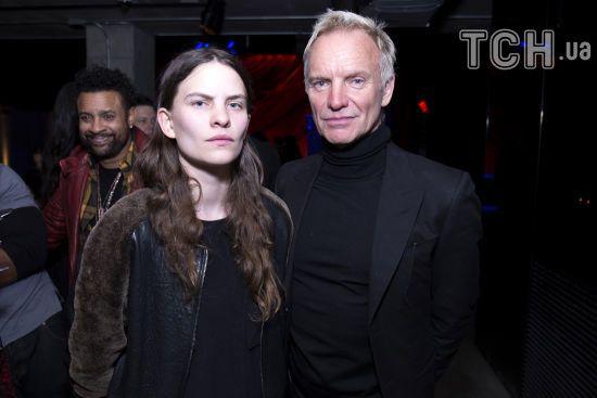 Донька співака Стінга закрутила роман з французькою акторкою